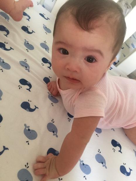 Annaleigh & Elena ~ 5 Months   Estee Laughary Beauty